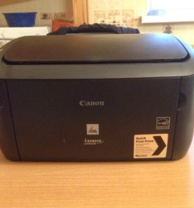 Лазерный принтер Canon LBP 6000 чёрный