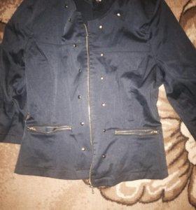 Школьный пиджак с юбкой