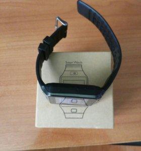 Новые Смарт часы dz09