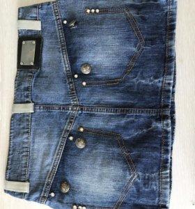 Юрка женская джинсовая