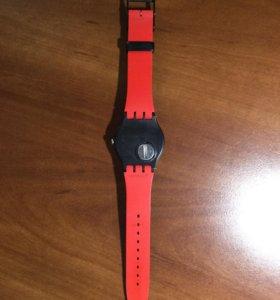 Водонепроницаемые часы Swatch