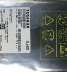 Продам HDD 500 gb