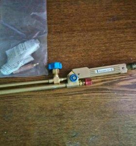 Горелка газовая инжекторная ручная