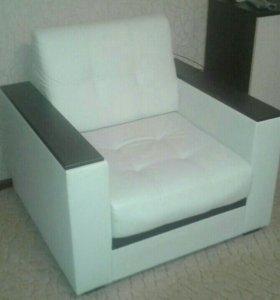 Кресло эко кожа