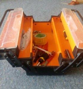 Ящик под инструмент раздвижной