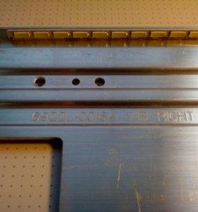 Блок светодиодов 6922L-0016A V1B RIGHT от LG