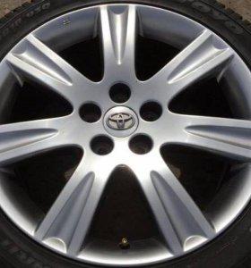 Литье R18 5/114,3 Toyota Оригинал