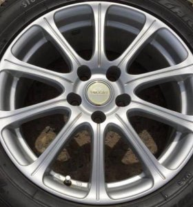 Литье R17 5/114,3 Bridgestone Vaggio