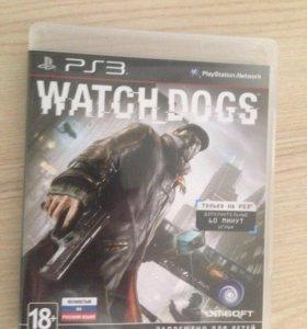 Диск для PS 3 Watch_Dogs