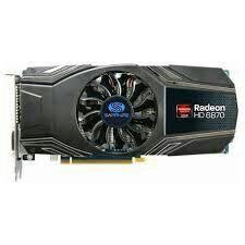 Sapphire AMD Radeon HD6870 1024MB 256bit