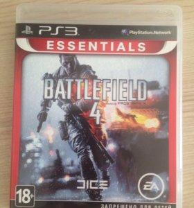 диск для PS 3 Battlefield 4