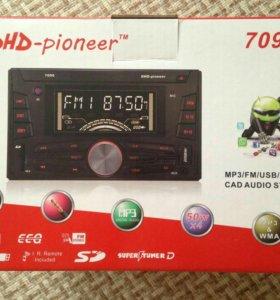 DHD-pioneer 7099 с блютузом