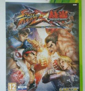 Продам игру Street Fighter X Tekken