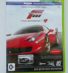 Продам игру Forza Motorsport 4