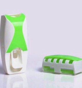 Набор для зубных щёток и зубной пасты