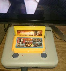 Продам игровую  приставку 90 х