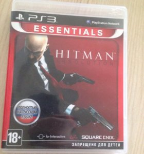 Диск для PS3 Hitman : absolution