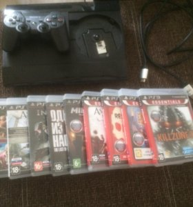 PS3/Sony PlayStation 3 super slim 500gb