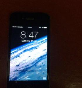 Продаю айфон 4 16 гб