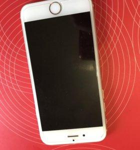 iPhone 6, gold 16gb