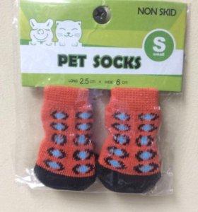 Носочки для собачки