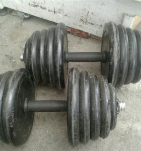 Гантели 15 кг