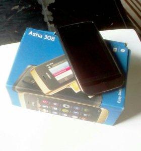 Nokia-asha 308