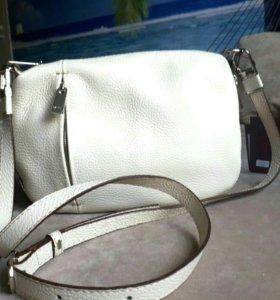 Новая gaude сумка из нат кожи оригинал Италия