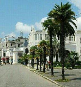 Абхазия чёрное море с 1 по 18 июля