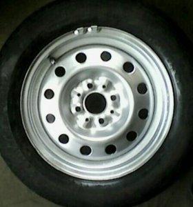 Продам колёса в сборе р14.