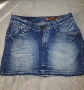 Юбка джинсовая !!!