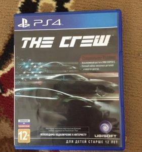 Игра для PS4 The Crew