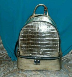 Новый рюкзак gaude оригинал Италия нат кожа