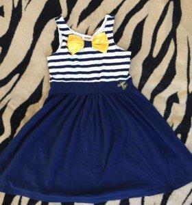 Платье, рост 140