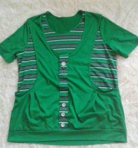 блузки женская 54-56