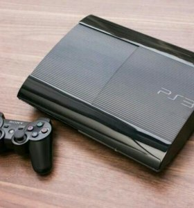 Sony PlayStation3 + игры