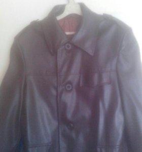 Шуба и куртка кожзаменитель