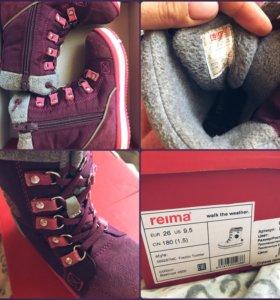 """Ботинки зимние для девочки """"Reima"""""""