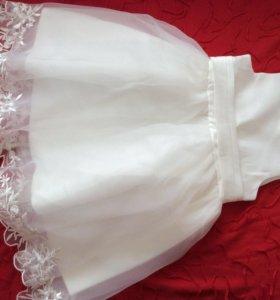 Нарядное платье рост 92