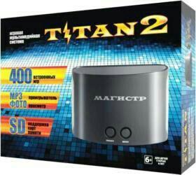 Titan 2 - dendy+sega