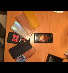 7 чехлов на iPhone 6/6 s