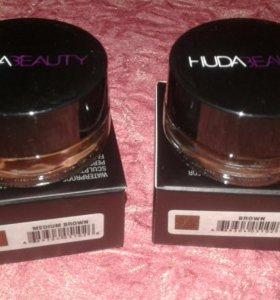 тени для бровей от Huda Beauty