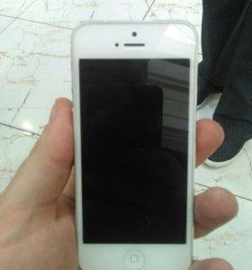 Продам айфон 5 32 gb