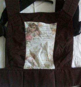 Эргономичный рюкзак.I love mum.