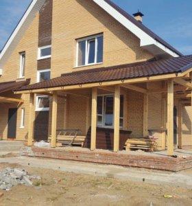 Строительство домов, коттеджей, гаражей, бань, дач