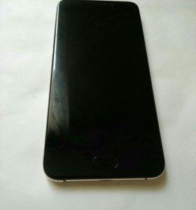 Смартфон UMI Plus, чехол