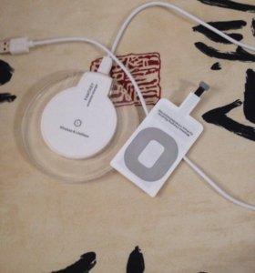 Безпроводная зарядка для айфона