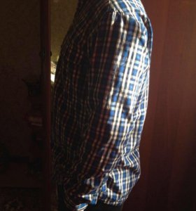 Рубашка утеплённая