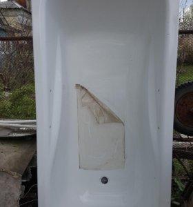 Продам ванны новые (небольшой дефект)
