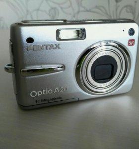 Цифровая камера Pentax optio A20